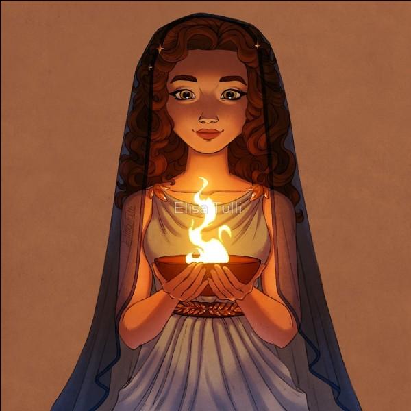Quel est le vœu principal fait par Hestia ?