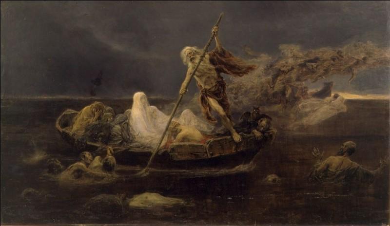 """Quel fleuve des Enfers est surnommé """"Fleuve de l'oubli"""" ?"""