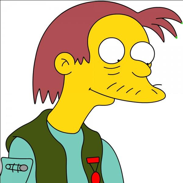 Dans quel épisode, Herman apprend à Bart Simpson à former une armée ?