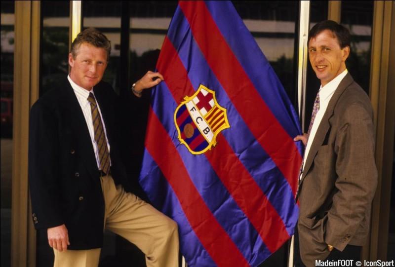 Combien de titres le FC Barcelone a-t-il remportés sous l'ère Cruyff en tant qu'entraîneur ?