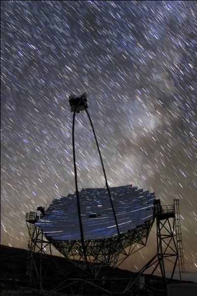 Ce grand télescope du zénith se trouve en Colombie-Britannique. Vous remarquerez qu'il est fait de miroirs liquides de 6 m de diamètre : son concept est basé sur l'utilisation de miroirs réalisés en mercure liquide en rotation. Nommez cet observatoire où les récents travaux ont porté sur la protection de la surface de mercure du vent.