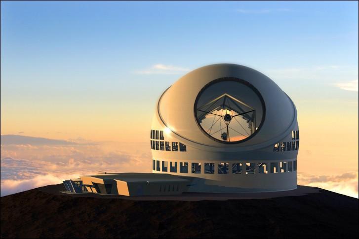 Voici l'observatoire de la prochaine génération d'astronomie : avec un miroir de 30 m de diamètre, il fournira des images 12 fois plus précises que celles du télescope spatial Hubble. Nommez cet observatoire qui pourra observer des longueurs d'ondes allant de l'ultraviolet à l'infrarouge moyen.