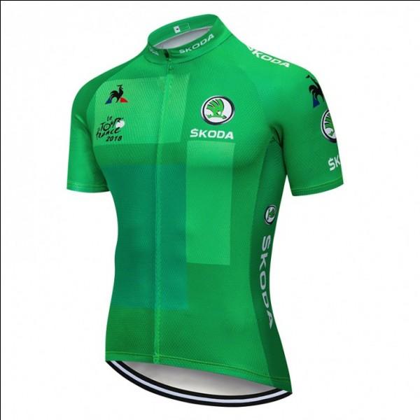 Qui a remporté le maillot vert à l'issue de ce Tour de France 2019 ?