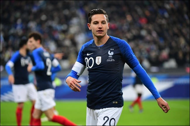 Numéro 20 : Je joue à Marseille, je suis né à Orléans. Je suis...