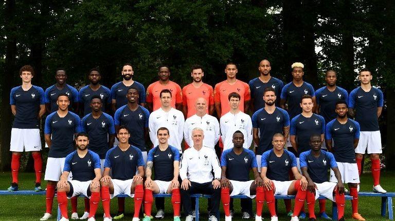 Quiz sur les joueurs de l'équipe de France de football ayant participé à la Coupe du Monde 2018