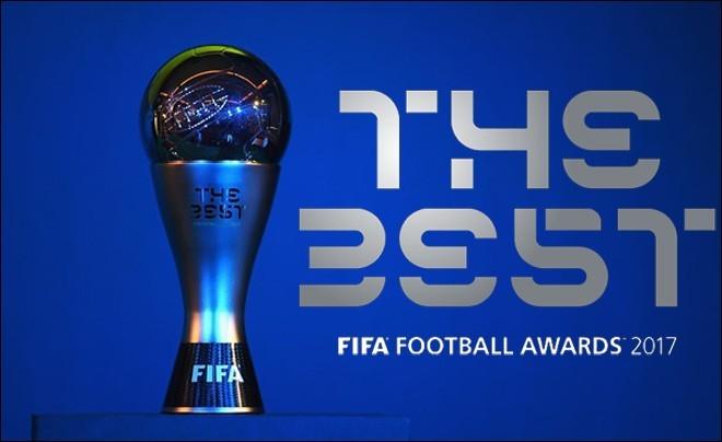 Fifa Awards World 11 - 2018