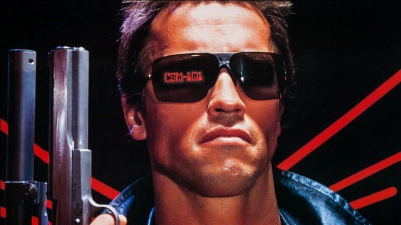 """""""Sarah Connor, je cherche Sarah Connor !""""Qui, Arnold Schwarzenegger joue-t-il dans ce film ?"""