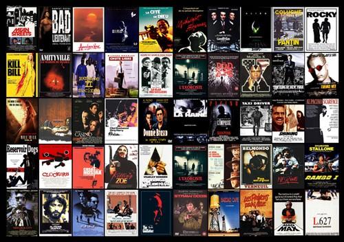 Les méchants des films