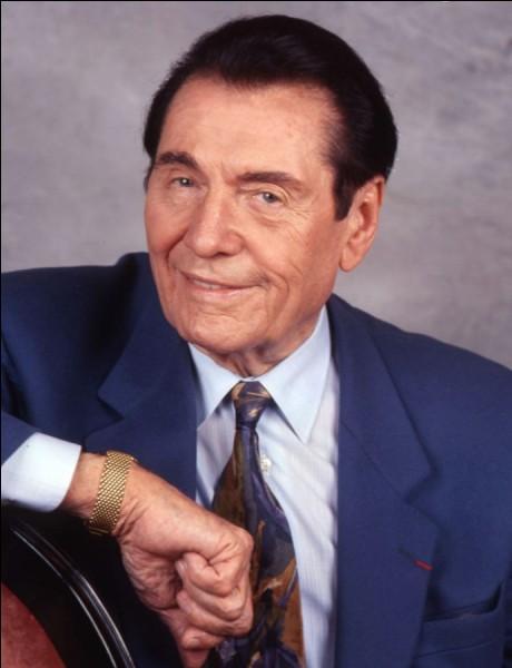 Qui est cet André, accordéoniste ayant vendu plus de 70 millions de disques, mort en 2013 ?