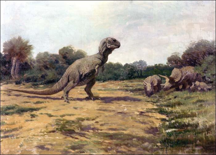 Comment appelle-t-on l'ère qui vit la suprématie des dinosaures ?