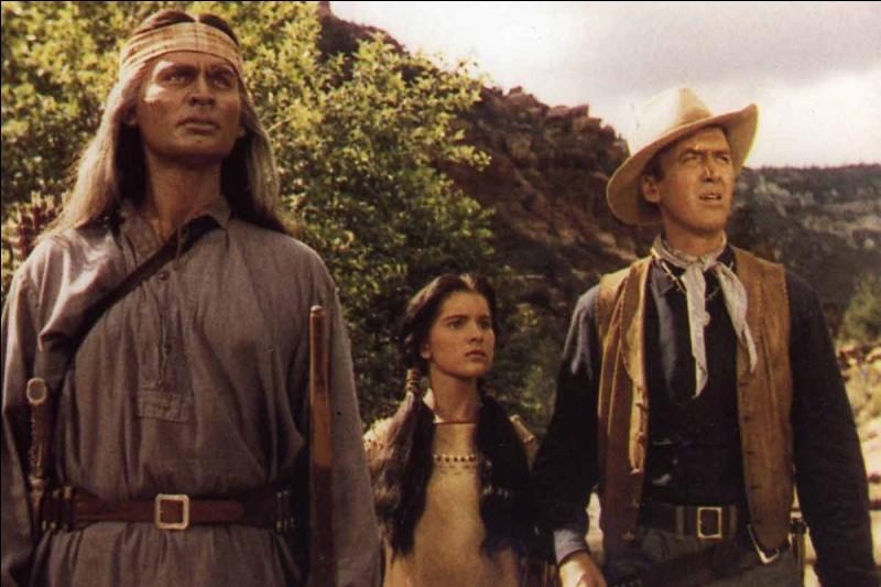 """Complétez le titre de ce western de Delmer Daves, sorti en 1950 """"La … brisée""""."""