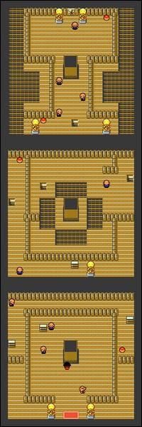 Quel Pokémon ne peut-on pas capturer dans la Tour Chétiflor ?