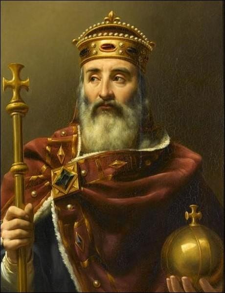 Charlemagne a été sacré Empereur en l'an 800.