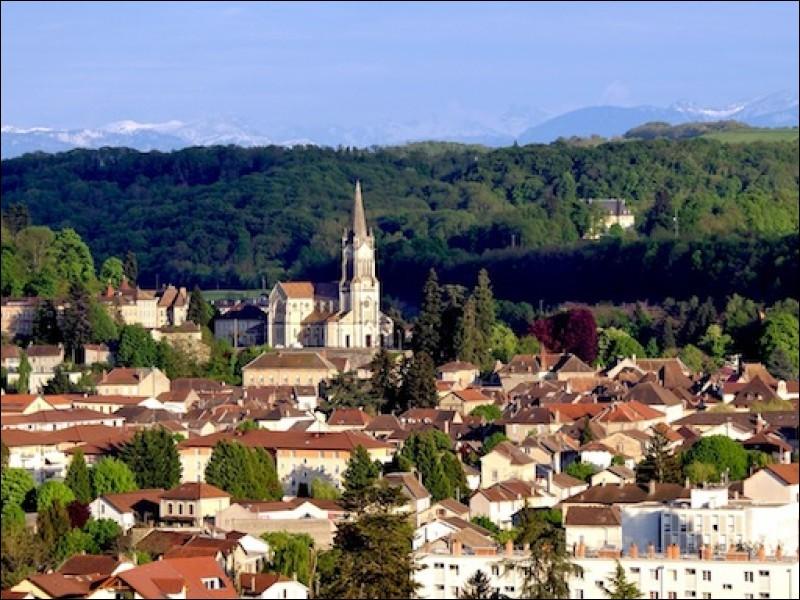 La Tour-du-Pin est une sous-préfecture du département de l'Isère (38).