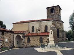 Voici l'église Saint-Pierre de Mazeyrat-d'Allier. Commune d'Auvergne-Rhône-Alpes, dans l'arrondissement de Brioude, elle se situe dans le département ...