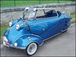 Commençons le quizz par une toute petite voiture allemande. Son constructeur était spécialisé dans l'aéronautique. Quel est son nom ?