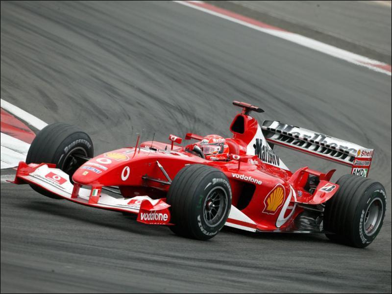 Quel sportif allemand est le détenteur de tous les records de formule 1 et quintuple champion du monde ?