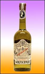 Quelle liqueur allemande alcoolisée est aromatisée avec du cumin ?
