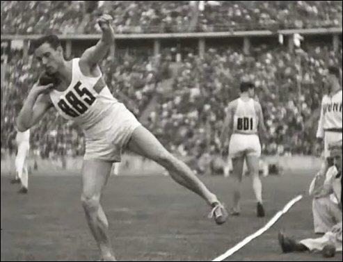 En quelle année eurent lieu les Jeux Olympiques de Berlin ?