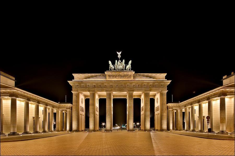 Ce monument est le symbole de l'Allemagne réunifiée. Quel est son nom ?