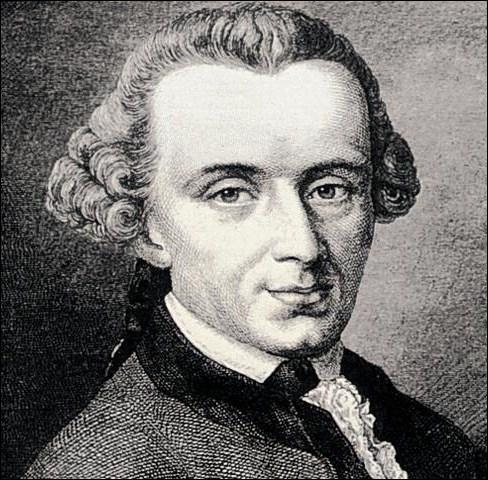 Ce philosophe allemand a écrit 'La critique de la raison pure'. Qui est-ce ?