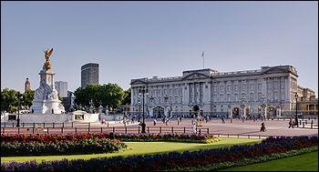 Le Palais de Buckingham est à :
