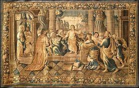 Quelle est la capitale de la tapisserie ?