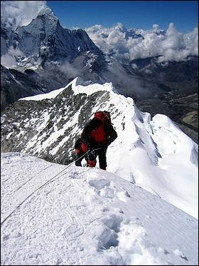 Quelle est la capitale de l'alpinisme ?