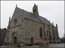Vous avez sur cette image l'église Notre-Dame-de-Toutes-Joies de Broualan. Commune Bretillienne, elle se situe en région ...