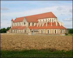 Je vous propose de partir dans l'ancienne région Bourgogne, à la découverte de l'abbaye de Pontigny. Nous sommes dans le département ...