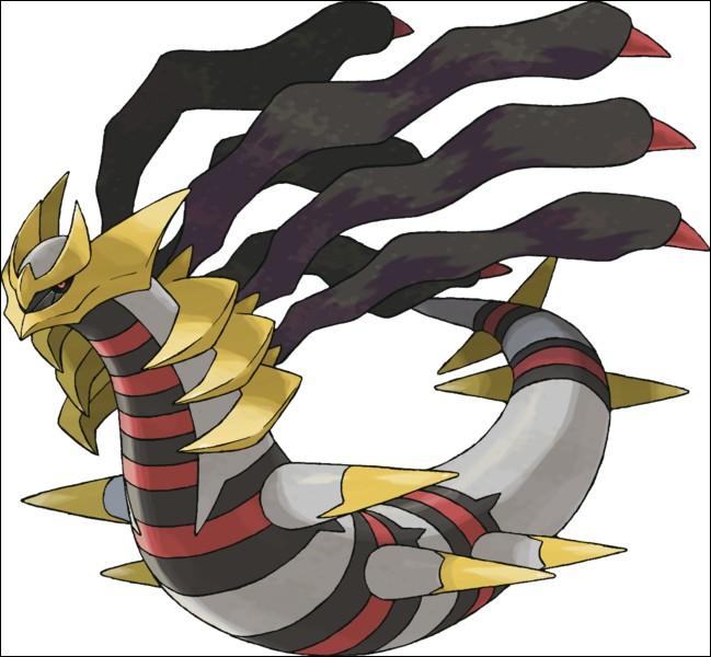 Quels Pokémon légendaires trouve-t-on seulement dans la version Platine ?