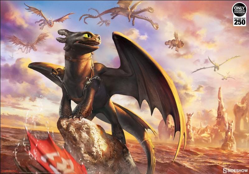 Tu te trouves face à un dragon énervé quel sort lances-tu ?