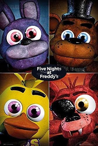 Connais-tu vraiment Five Nights at Freddy's ?