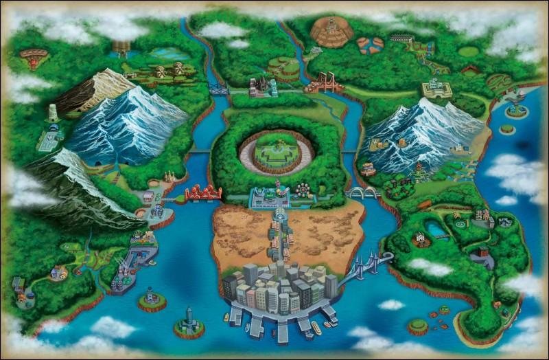 Quel est le nom de la région de ces jeux ?