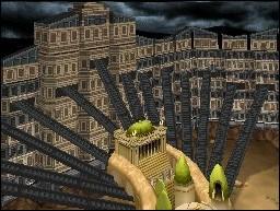 Lors de l'affrontement final contre N dans son palais, celui-ci vous combat avec le dragon légendaire de l'autre version.