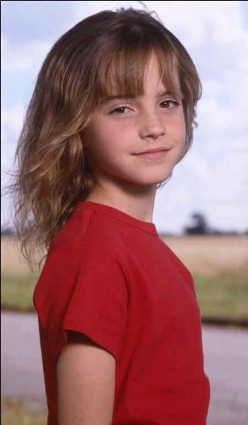 Emma Watson est née en Angleterre.