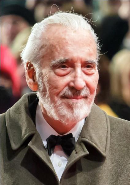 Cet acteur a joué dans plus de 225 films de son vivant.