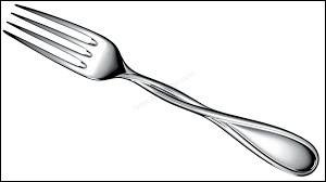 """Comment dit-on une """"fourchette"""" ?"""