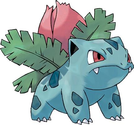 Les types des Pokémon (1/10)