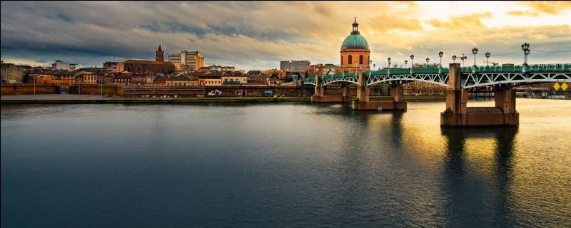 Toulouse est une ville abritant la Cité de l'Espace et est la ville où Airbus est implantée.Mais dans quel département se situe-t-elle ?