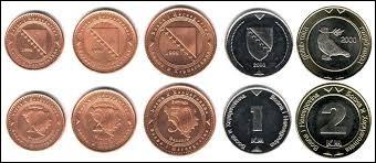 Quelle est la monnaie actuelle de la Bosnie-Herzégovine ?