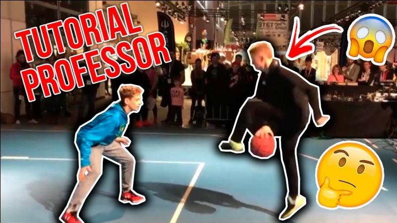 Comment appelle-t-on ce move utilisé en streetball ou en freestyle ?