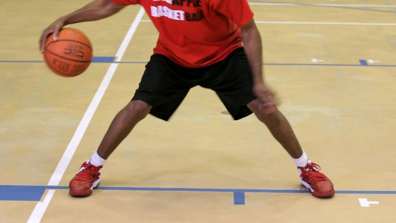 Des moves au basket