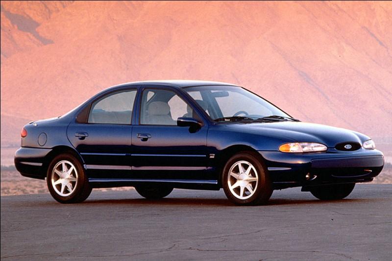 Comment se nommait cette Mondeo adaptée par Ford aux demandes du marché nord-américain ?