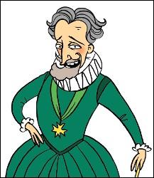 Dans quelle ville a été sacré le roi Henri IV en 1594 ?