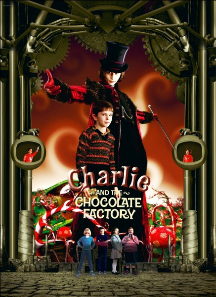 """Qui a été le réalisateur du film """"Charlie et la chocolaterie"""" ?"""