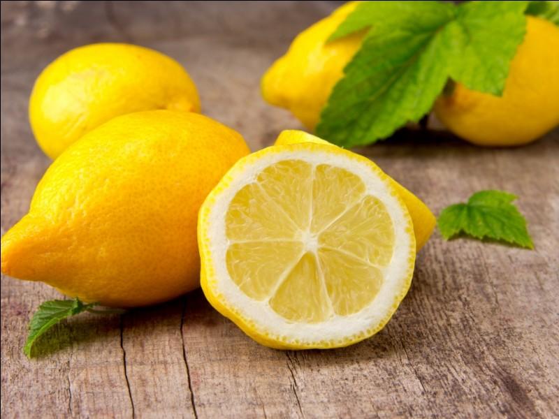 """Comment dit-on """"un citron"""" ?"""