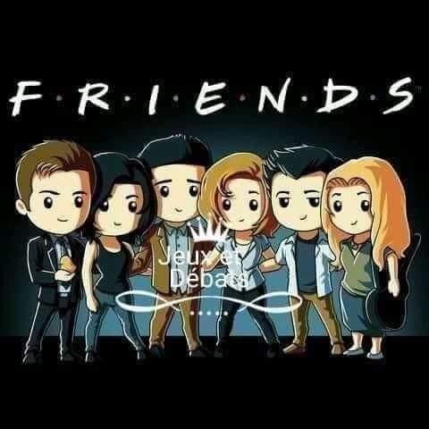 'Les Friends' à l'école