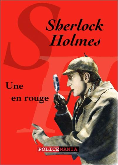 Quel est le titre de ce roman policier de Conan Doyle, paru en 1887 ?