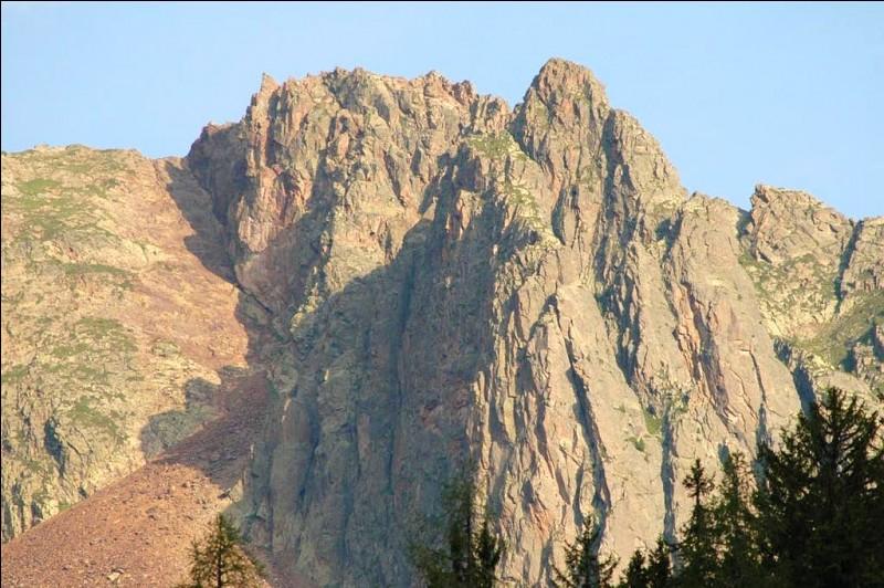 Dans quelle chaîne de montagne, le massif des aiguilles Rouges se trouve-t-il ?